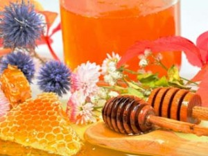 Мёд луоговой